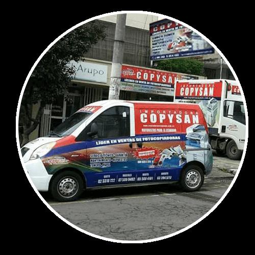 Copysan Quito